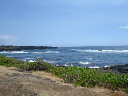 Punaluu Beach Hawaii