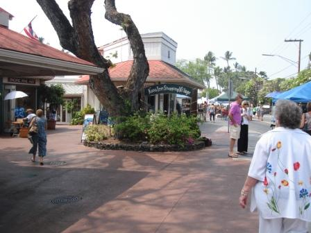 Kona Shopping Center