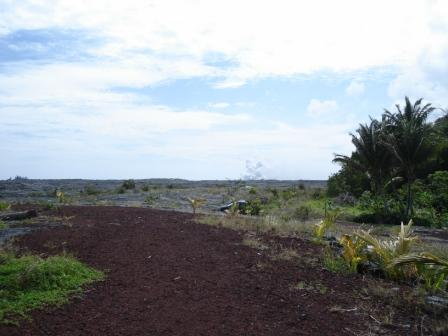 Kalapana path to beach