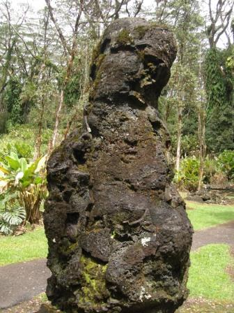 lava tree mold Puna