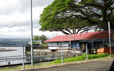 Suisan Fish store Hilo