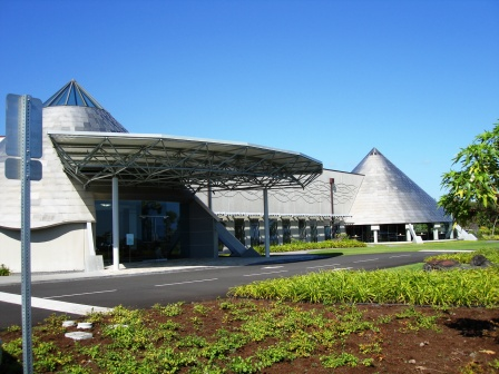 Astronomy Center Hilo